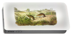 Meadow Mouse Portable Battery Charger
