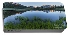 Meadow Reflections  Portable Battery Charger