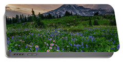 Meadows Of Heaven Portable Battery Charger