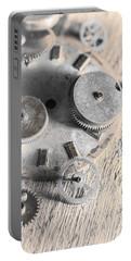 Mechanical Art Portable Battery Charger