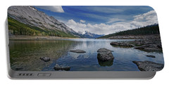Medicine Lake, Jasper Portable Battery Charger