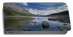 Medicine Lake, Jasper Portable Battery Charger