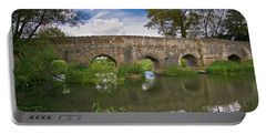 Medieval Bridge Portable Battery Charger