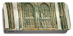 Medieval Doors Portable Battery Charger