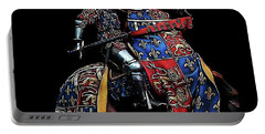 Medieval Knight - 02 Portable Battery Charger
