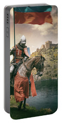 Medieval Knight 3 Portable Battery Charger
