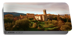 Medieval Tuscany Portable Battery Charger