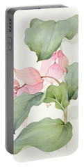 Medinilla Magnifica Portable Battery Charger