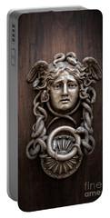 Medusa Head Door Knocker Portable Battery Charger