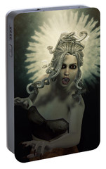 Medusa Portable Battery Charger by Joaquin Abella