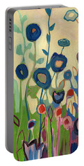 Meet Me In My Garden Dreams Part A Portable Battery Charger