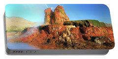 Meet The Fly Geyser Portable Battery Charger