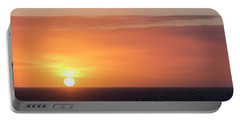 Meeting The Horizon Portable Battery Charger