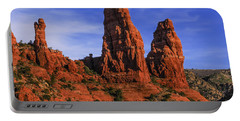 Megalithic Red Rocks Portable Battery Charger