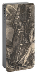 Melencolia I, 1514  Portable Battery Charger
