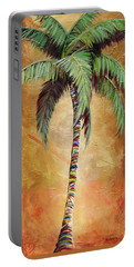 Mellow Palm II Portable Battery Charger by Kristen Abrahamson