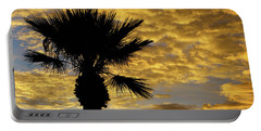 Mellow Yellow Sunset Portable Battery Charger