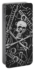 Melodic Death Metal Portable Battery Charger