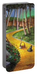 Memories Of Oz Portable Battery Charger