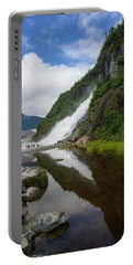 Mendenhall Waterfall Portable Battery Charger