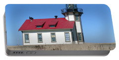 Mendocino Lighthouse Portable Battery Charger