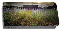 Mendocino Red Barn Portable Battery Charger