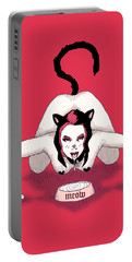 Meow Portable Battery Charger