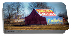 Meramec Caverns Barn Portable Battery Charger