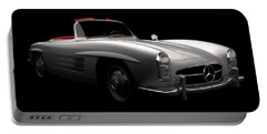 Mercedes 300 Sl Roadster Portable Battery Charger