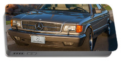 Mercedes 560sec W126 Portable Battery Charger