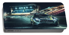 Mercedes-amg Gt3 Portable Battery Charger