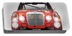 Mercedes-benz 300sel 6.3 Amg Portable Battery Charger