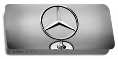Mercedes Benz Logo Portable Battery Charger
