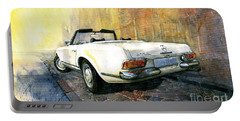 Mercedes Benz W113 280 Sl Pagoda Portable Battery Charger