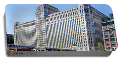 Merchandise Mart Overlooking The L Portable Battery Charger