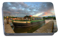 Portable Battery Charger featuring the photograph Mercia Marina 14.0 by Yhun Suarez