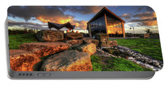 Portable Battery Charger featuring the photograph Mercia Marina 15.0 by Yhun Suarez