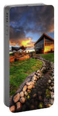Portable Battery Charger featuring the photograph Mercia Marina 17.0 by Yhun Suarez