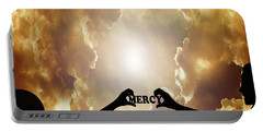 Portable Battery Charger featuring the photograph Mercy - Digital Art by Ericamaxine Price