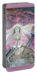 Meridol Queen Of The Undead Mermaids Portable Battery Charger