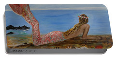 Mermaid Beauty Portable Battery Charger