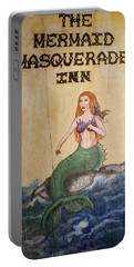 Mermaid Masquerade Inn Portable Battery Charger