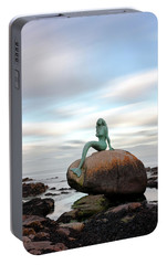 Portable Battery Charger featuring the photograph Mermaid Of The North by Grant Glendinning