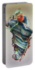 Mermaid Sculpture Portable Battery Charger