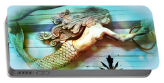 Mermaids Journey Portable Battery Charger