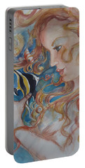 Mermaids Kiss Portable Battery Charger