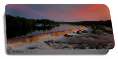 Merrimack River Falls Portable Battery Charger
