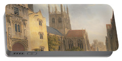 Merton College - Oxford Portable Battery Charger