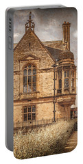 Oxford, England - Merton Street Portable Battery Charger