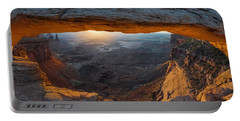Mesa Arch - Ultra Wide Perspective Portable Battery Charger